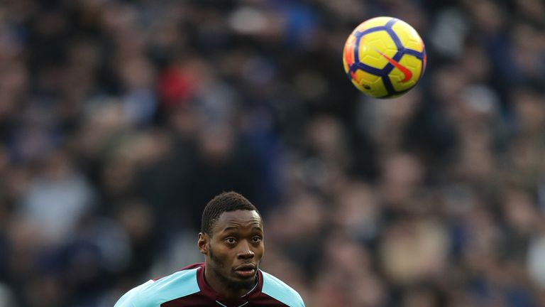 West Ham have turned down a second bid from Rennes for striker Diafra Sakho