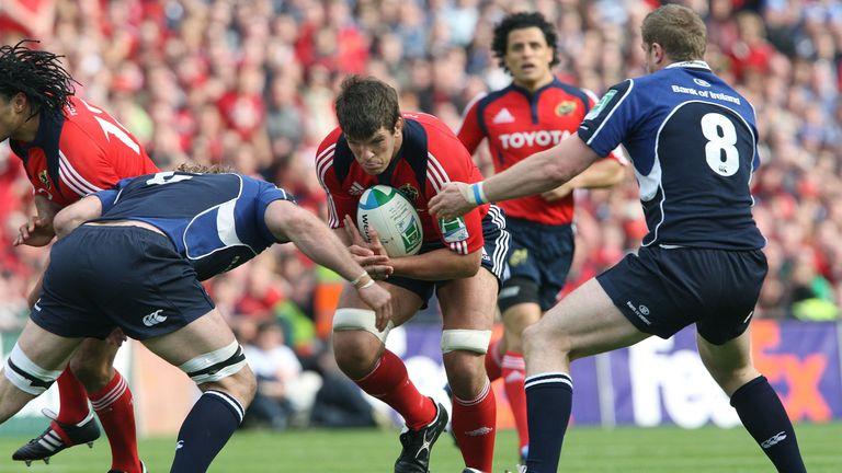 Munster's 2009 European Cup semi-final defeat to Leinster still haunts O'Callaghan