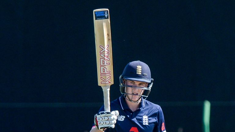 Former England U19 captain Harry Brook is one to watch out for