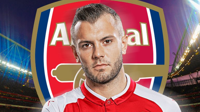 Jack Wilshere has become key for Arsenal this season