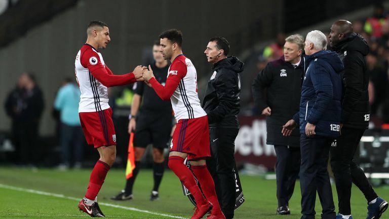 West Ham identify fan following Jake Livermore incident