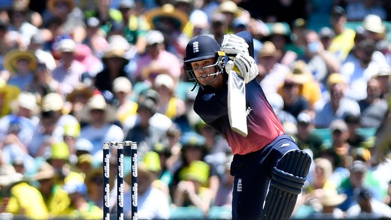 Jason Roy could open for Delhi in the 2018 IPL