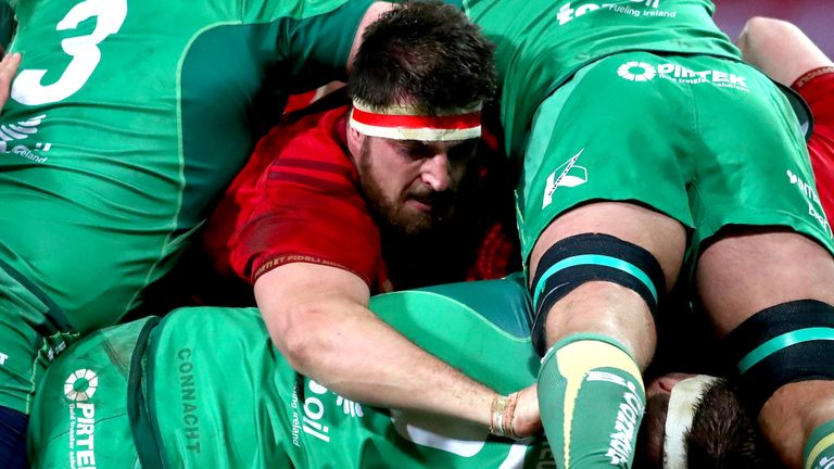 Kleyn admits he was a 'late bloomer' to rugby in South Africa