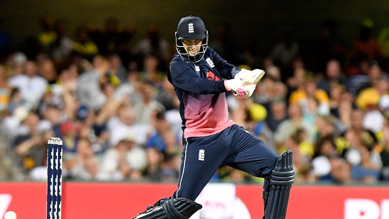 Root's followed up his fine bowling effort with an unbeaten 46 with the bat