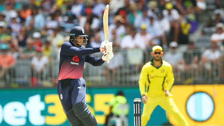 Joe Root has scored 10 centuries in 102 ODIs for England