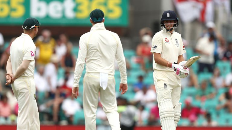 Joe Root was treated in hospital for a viral gastroenteritis bug