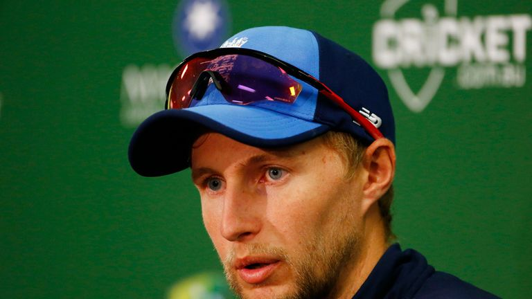 Joe Root insists he wants to remain England captain for the next four years