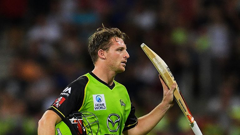 Jos Buttler has been playing in the Big Bash - Bob wants him in the Test squad
