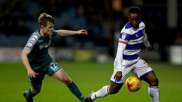LuaLua struggled for game-time during his loan spell at QPR earlier this season