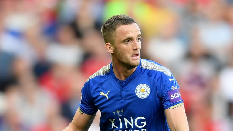 Andy King was part of Leicester's Premier League winning squad in 2015-16