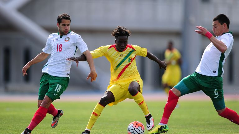 Leicester have completed the signing of  Fousseni Diabate from French side Gazelec Ajaccio