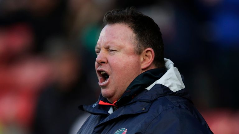 Matt O'Connor's Leicester Tigers finished 22 points behind table-toppers Exeter last season
