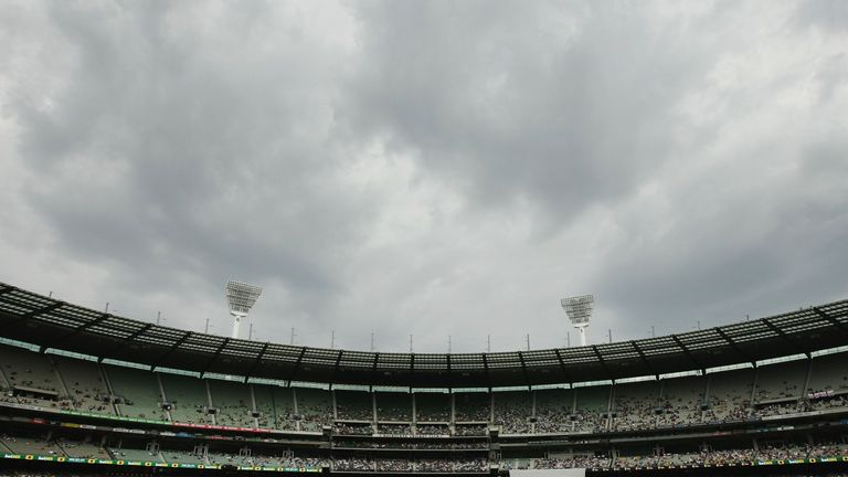The MCG pitch was rated as 'poor' for the fourth Ashes Test