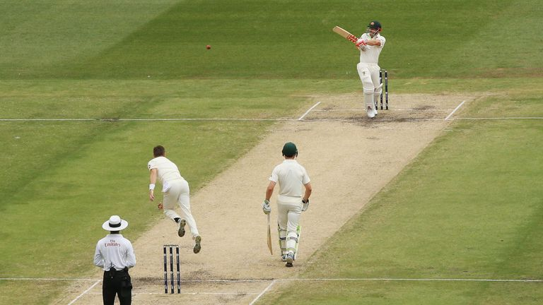 The MCG pitch for the fourth Ashes Test was criticised by both captains