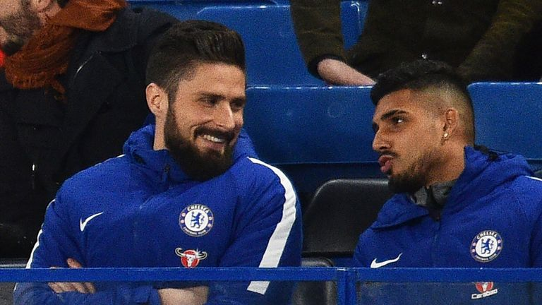 best cheap 998d1 1b133 What does Olivier Giroud give Chelsea? The key stats ...