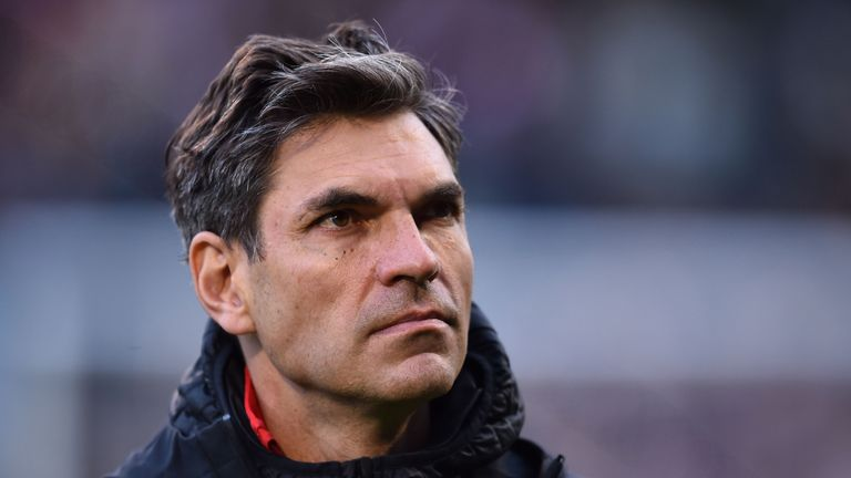 Pellegrino has played down reports linking the Italian with a January exit