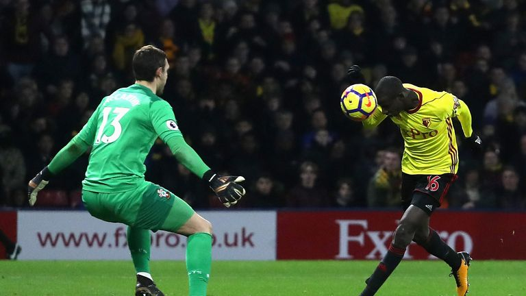 Should Watford midfielder Abdoulaye Doucoure's late equaliser against Southampton have stood?