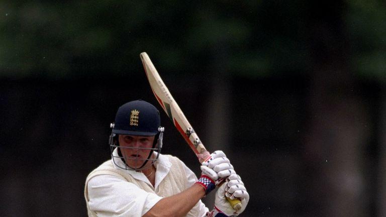 Robert Key was part of England's winning U19 squad in 1998