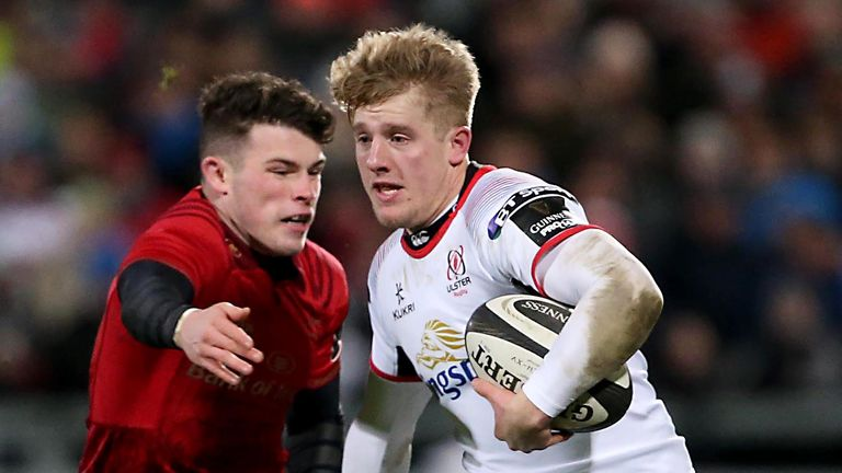 Rob Lyttle was among the try scorers as Ulster pulled off a remarkable comeback victory