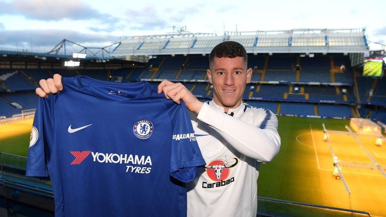 Ross Barkley has signed a five-and-a-half-year deal with Chelsea