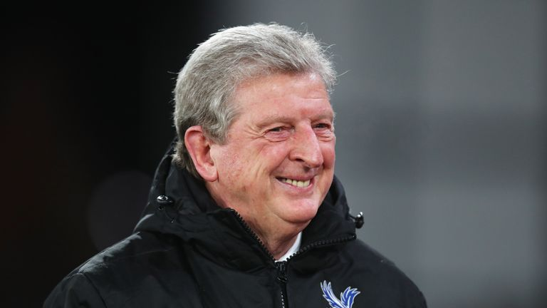 Roy Hodgson, Manager of Crystal Palace