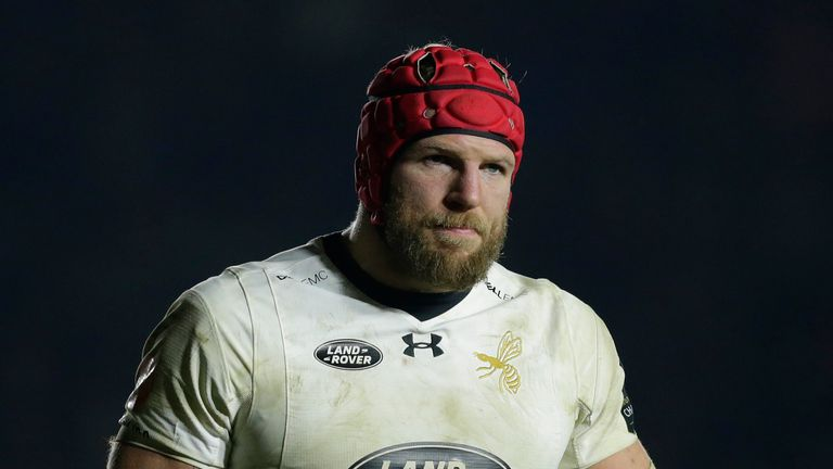James Haskell will leave Wasps at the end of the season