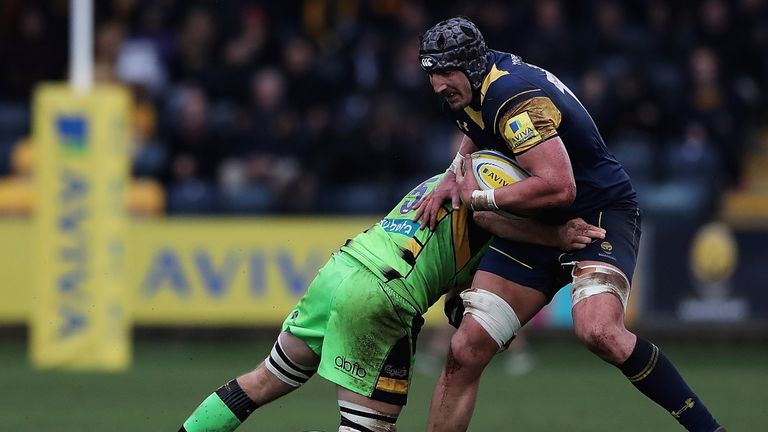 Will Spencer will move to Welford Road in the summer