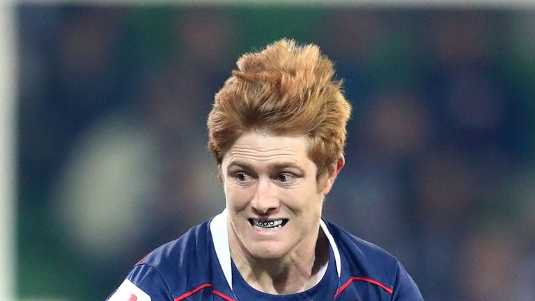 Australian scrum-half Nic Stirzaker has joined Saracens on a three-month deal.