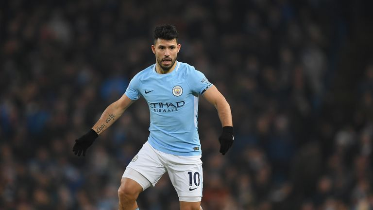 Charlie suggests Sergio Aguero's days at Man City are numbered