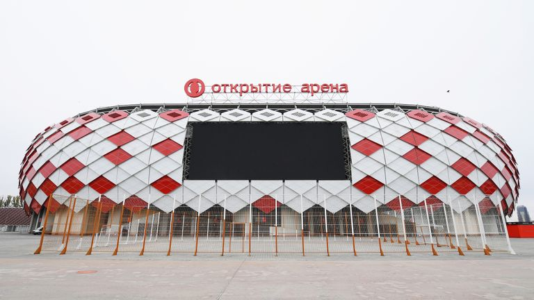 FIFA has condemned Spartak Moscow over fresh racism storm