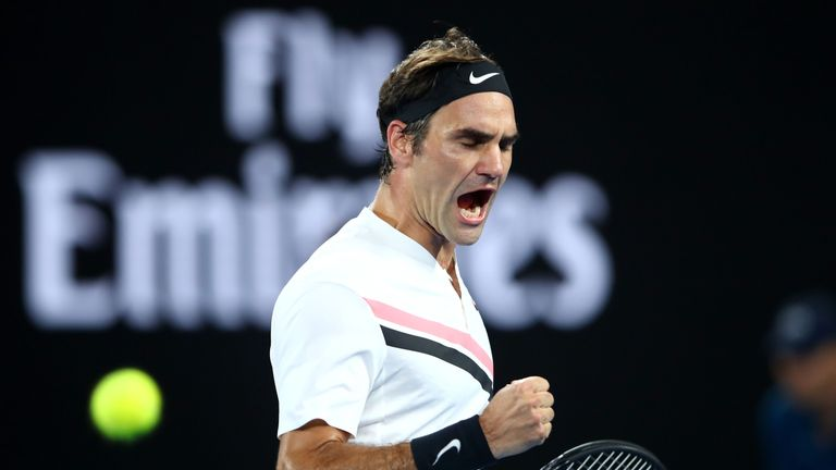 Federer is within 155 points of Rafael Nadal at the top of the rankings