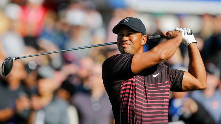 Tiger Woods is back in action on Sky Sports Golf this week at the Genesis Open