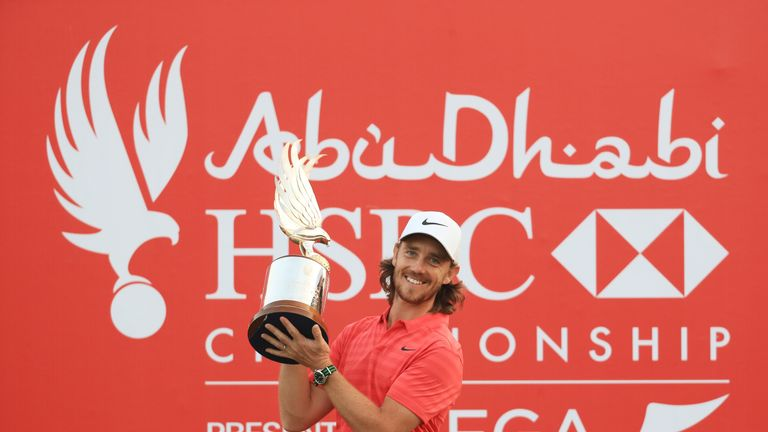 Fleetwood will also attempt to win a third straight Abu Dhabi HSBC Championship, which is now a Rolex Series event
