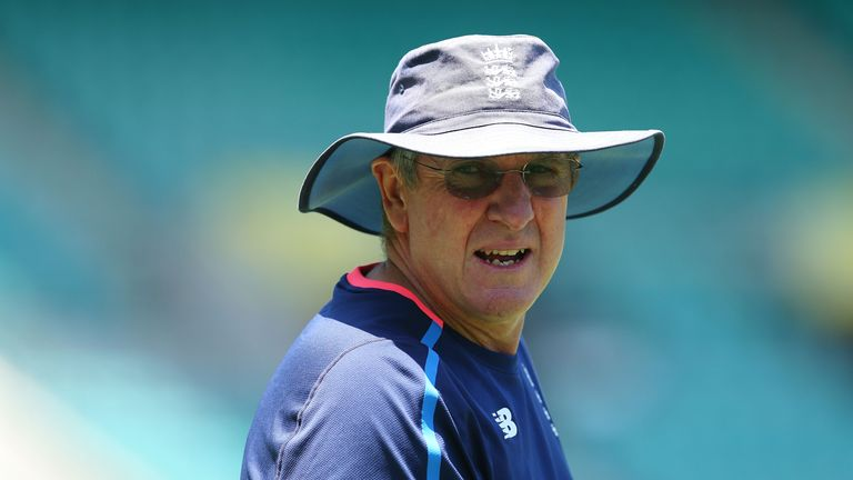 England head coach Trevor Bayliss expects Taylor to be fit for Christchurch
