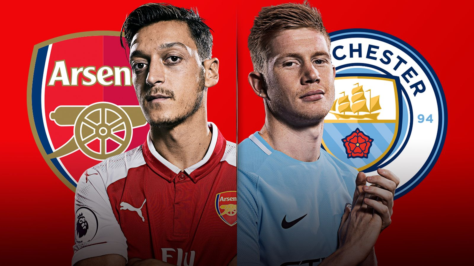 Carabao Cup Final On Sky Sports Arsenal V Man City