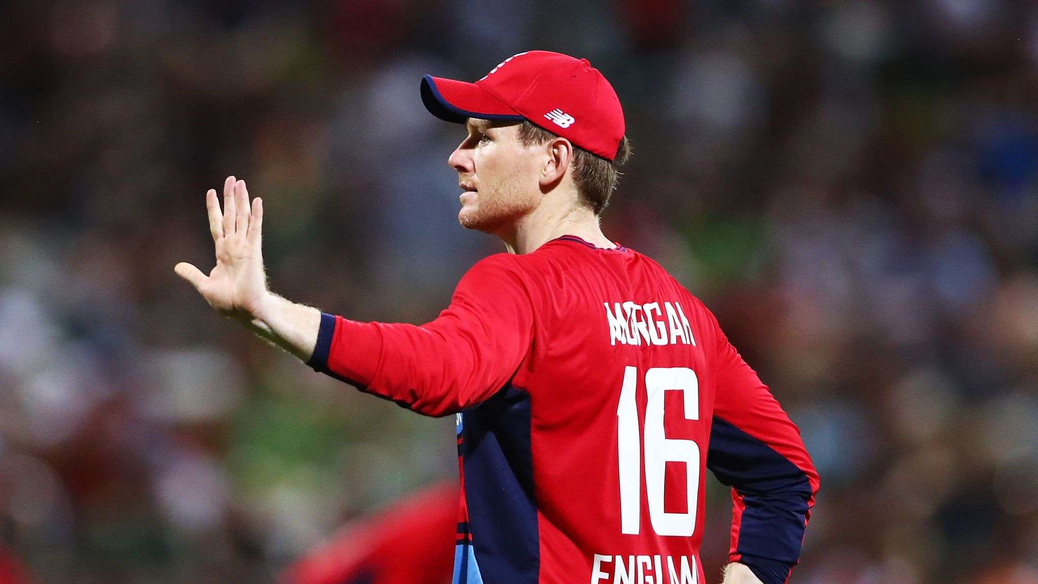 Eoin Morgan's England is Dominant T20I Side in the World.