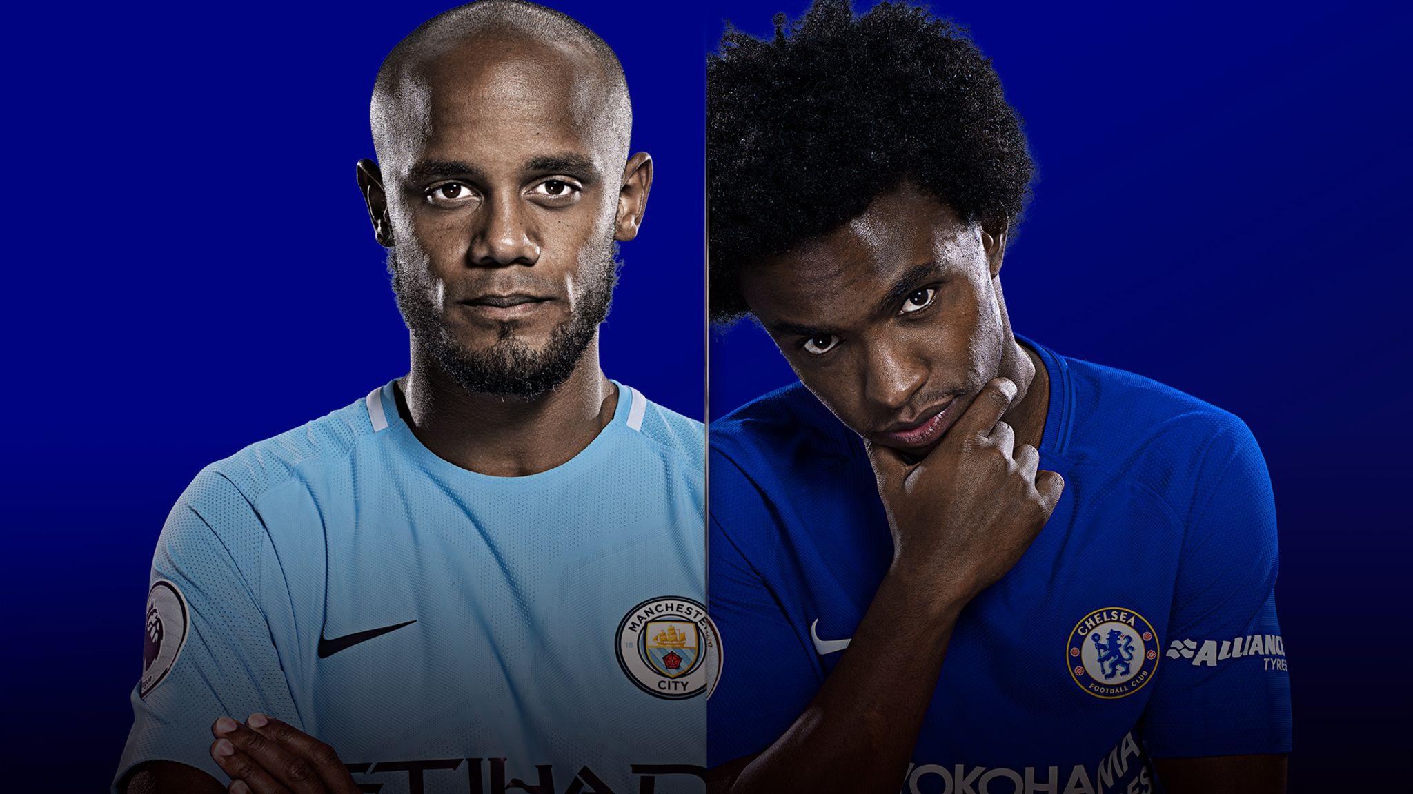 Live match preview - Man City vs Chelsea 04.03.2018