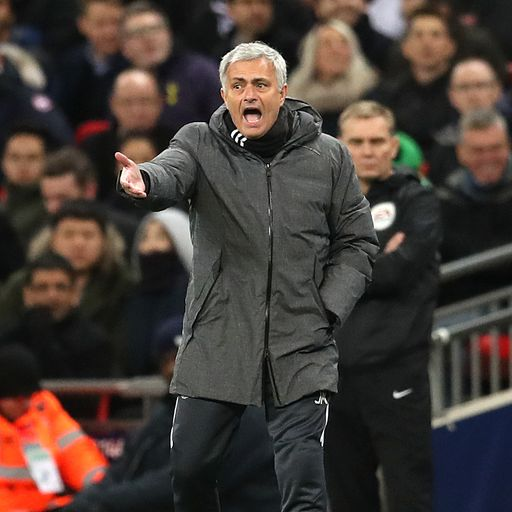 Mourinho critical of 'quiet' atmosphere