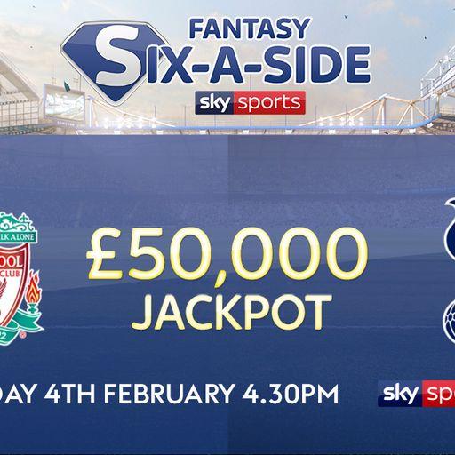 Sky Sports Fantasy Six-a-Side