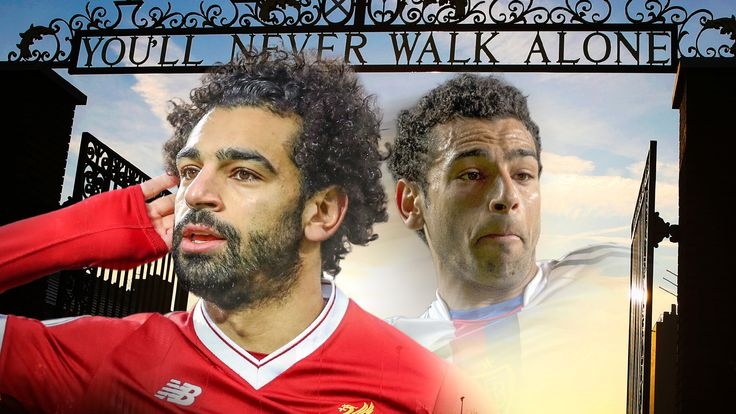 Mohamed Salah is starring at Liverpool but made his breakthrough in the European game during his years at Basel