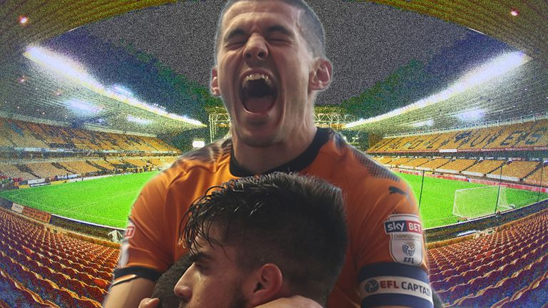 Conor Coady has been in fine form for Wolves in the Championship this season