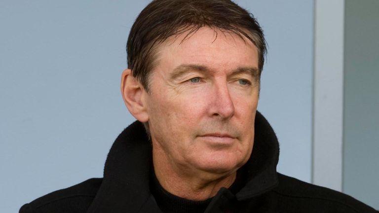 Gordon Smith was the chief executive of the Scottish FA before Stewart Regan