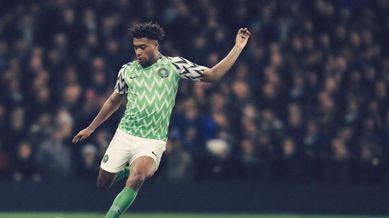 World Cup 2018 kits revealed: England, Brazil, Nigeria