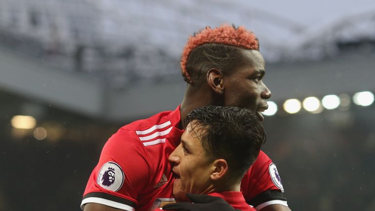How do Manchester United get the best from Paul Pogba and Alexis Sanchez?