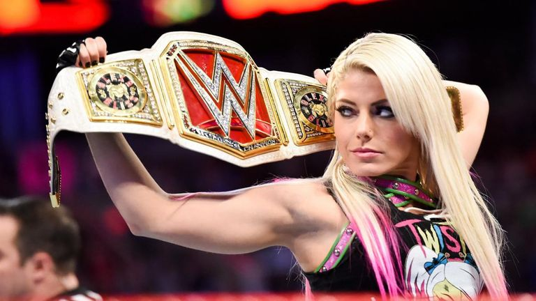 Alexa Bliss faces her most difficult title defence this Sunday night