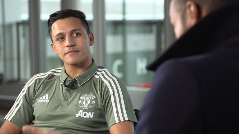 Alexis Sanchez lifts the lid in an exclusive sit-down with Thierry Henry
