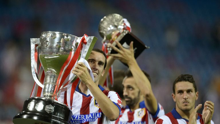 Atletico won silverware in 2013/14, but without Torres
