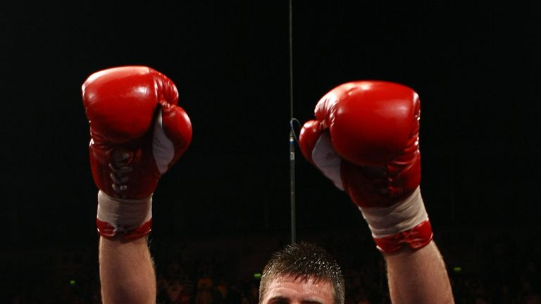 Sam Sexton will fight Hughie Fury for the British heavyweight title in May