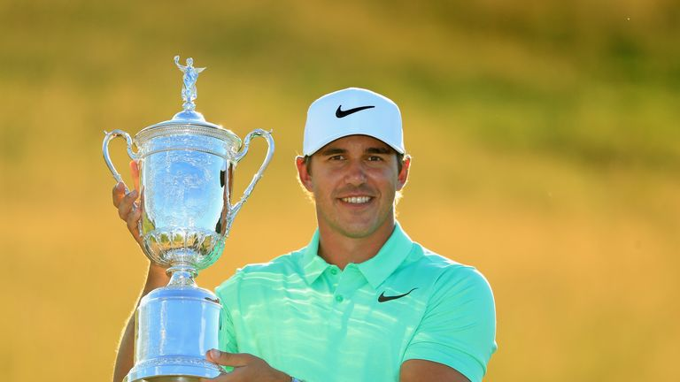 Koepka has been told he will be only 80 per cent fit for the Masters