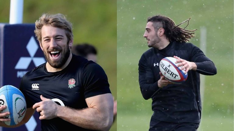Chris Robshaw and Josh Navidi  - who makes it into your team?